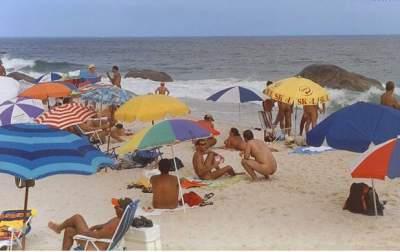Brazil-Bare-Beach